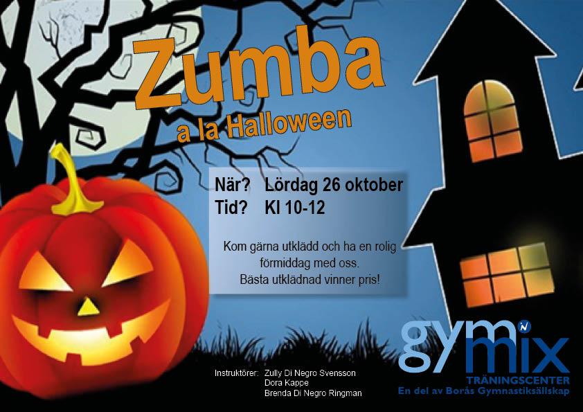 Zumba Halloween -19